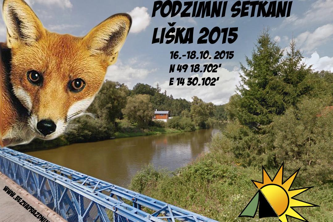 Lišky 2015