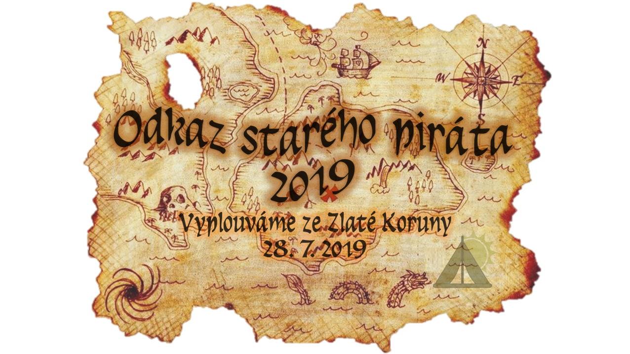 Odkaz starého piráta 2019